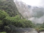 Machu fog